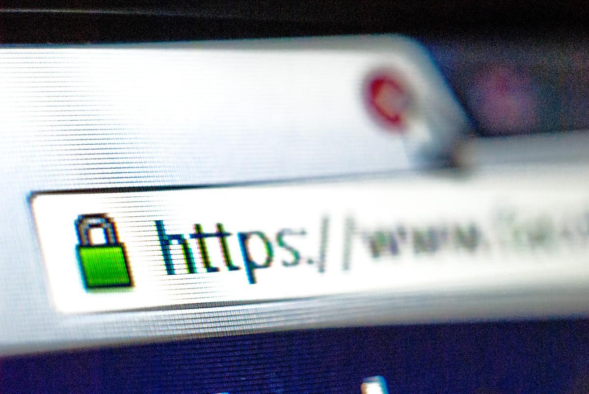 sichere Kommunikation über https