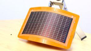 Fieldeye mit autarker Stromversorgung