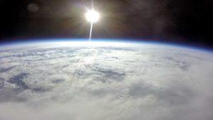 myDatalogMUCmini in der Stratosphäre