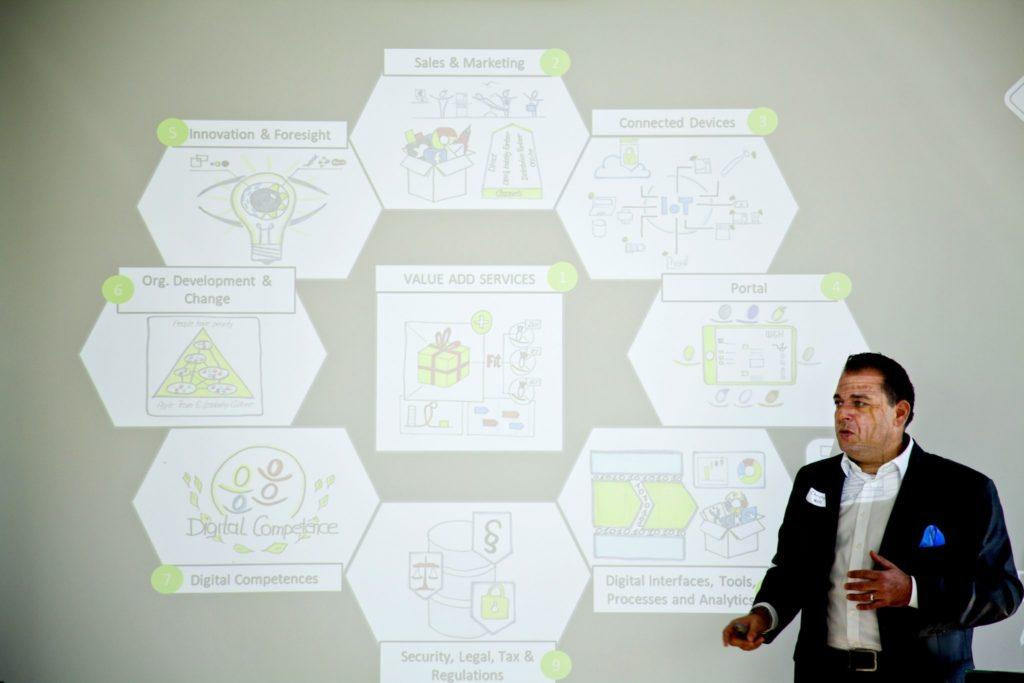 Christoph Hiltl, W&H beim IoT Circle