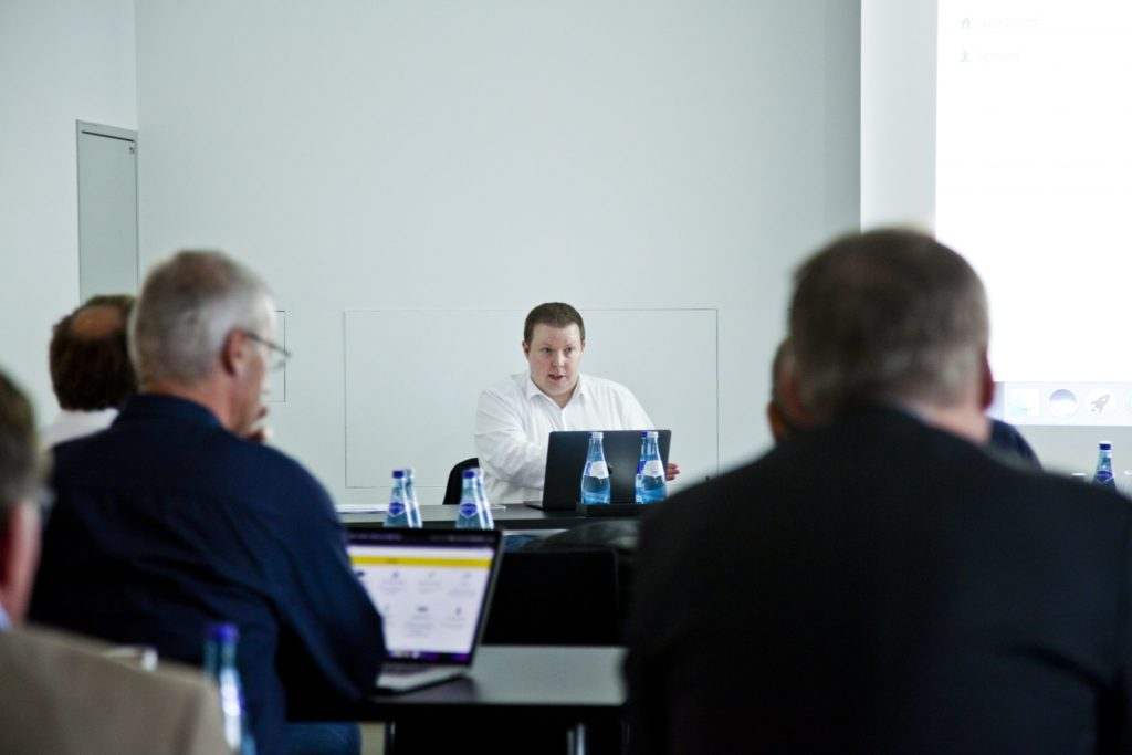 Josef Posch - Hands on Workshop - IoT Circle