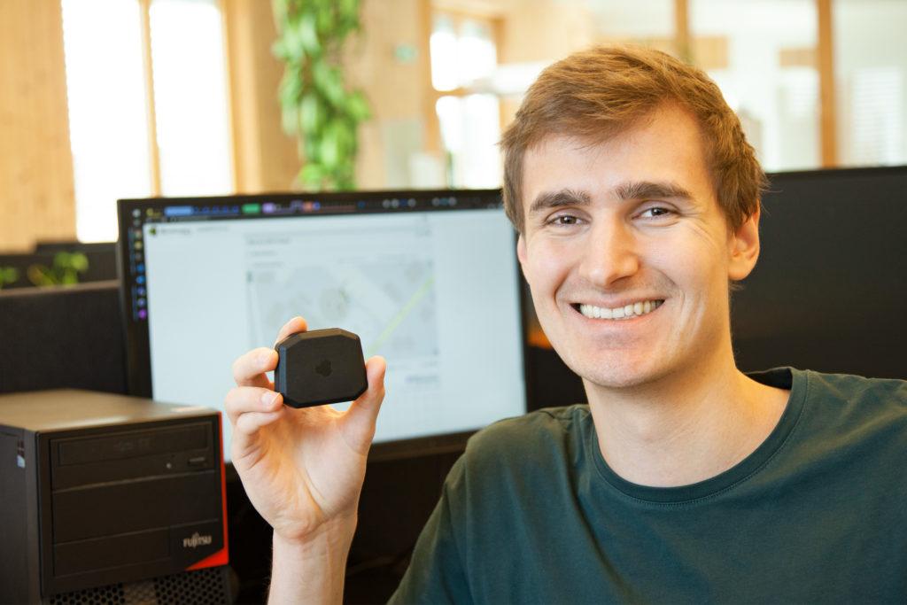 rapidM2M T32x und Software Entwickler Stefan Schweighofer