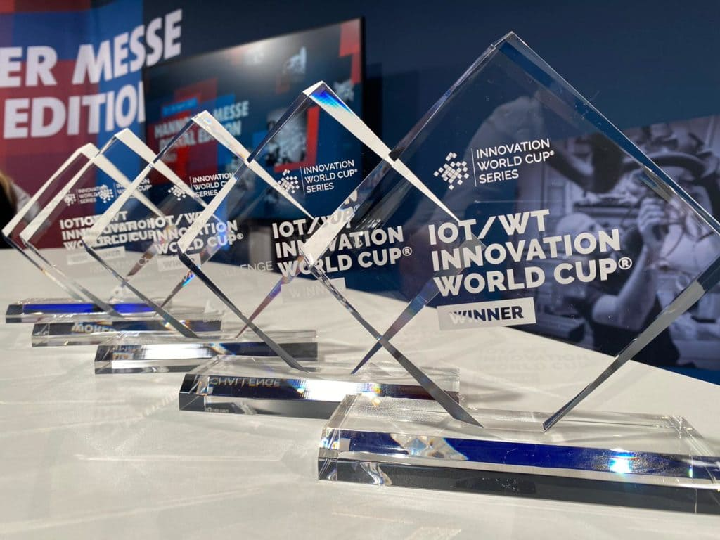 Innovation World Cup - Trophies