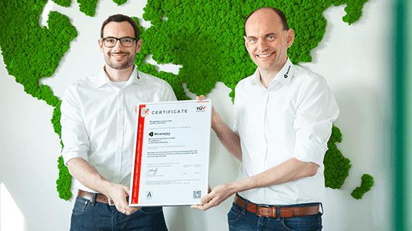 ISO/IEC 27001 Informationssicherheit und Security